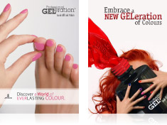 GELeration packshots