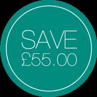 Save £55.00